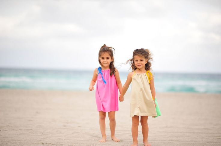 Loire Dresses in Pink/ Fuchsia & Natural/ Mint. 100% Soft Cotton Knit  http://www.creamcoralcollection.com/GIRLS-DRESS-COLOR-BLOCK-FRONT-OR-BACK-p/70009.htm http://www.creamcoralcollection.com/GIRLS-DRESS-COLOR-BLOCK-FRONT-OR-BACK-p/70008.htm