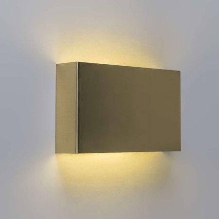 Wandlamp Otan goud LED