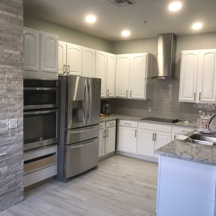 Classic 3 X 6 Ceramic Subway Tile New Kitchen Cabinets Home