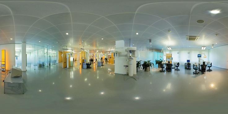 Sirona Bensheim, Germany - Showroom