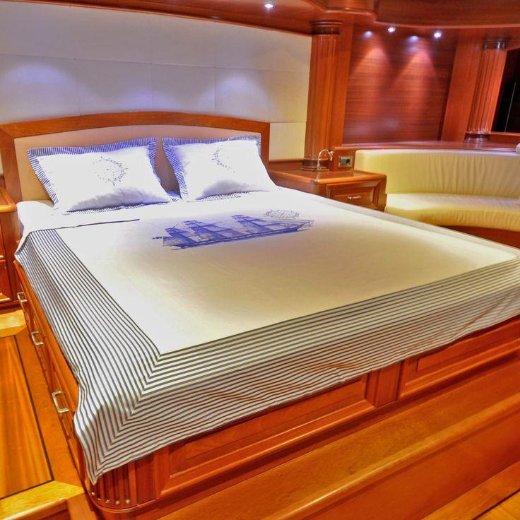 Yatak Takımları, Nevresim, Nevresim Takımları, Yatak Örtüsü, Yatak Örtüsü Takımları, Pike, Marin dekorasyon, Ev dekorasyon, Tekne Dekorasyon / Bedding, Bedding Sheets, Linens, Duvets, Pique, Marin decorating, home decorating, yacht decorating http://www.nyn-yucelerkal.com/asp/group/18/Nevresim-Takimi