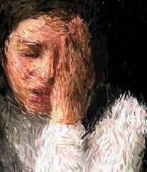 Resultado de imagen para pinturas tristes