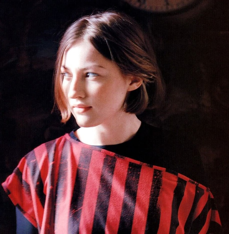 Kelly Macdonald. Totally fell for her in 'The Girl in the Cafe.'