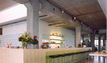 Na een luttele bouwtijd van 6 maanden verrees in Breda een bijzonder sport- en fitnesscentum: Enjoy Sports. Deze eigentijdse en ruime locatie heeft een industriële en open uitstraling en biedt ruimte aan o.a. een fitnesszaal, drie multifunctionele zalen, een relaxruimte met Turks stoombad en sauna en een loungebar.
