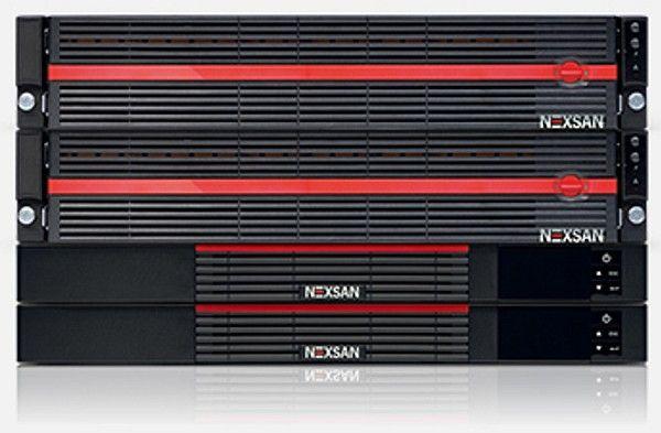 Da Imation Nexsan NST6000 e NestOS 3.0