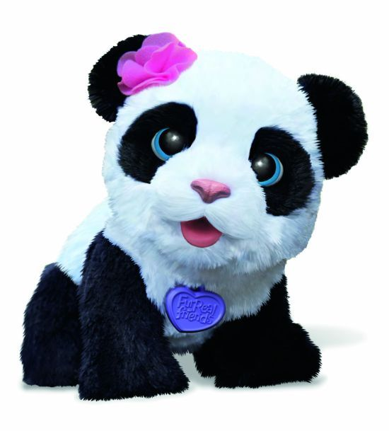 PRIZE: 1 x FurReal Friends Pom Pom My Baby Panda Pet ($60 Value)