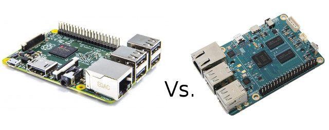 Raspberry Pi 2 vs ODROID-C1 JiffyShop.com.au