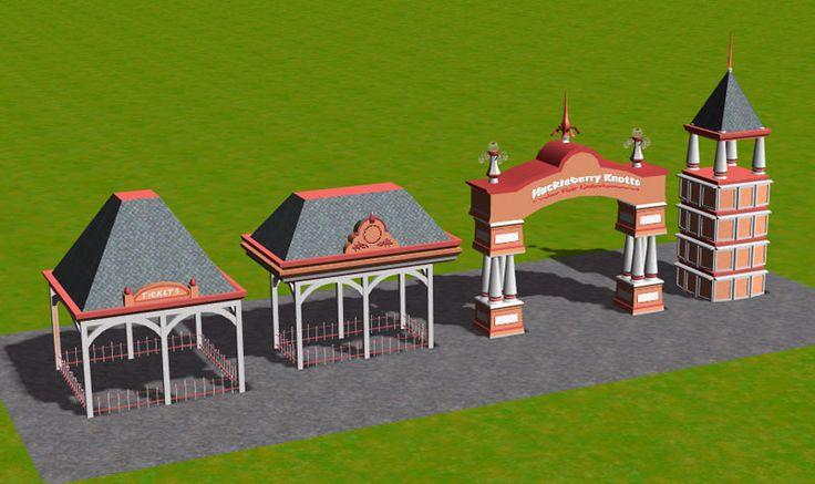 Theme Park For Mac