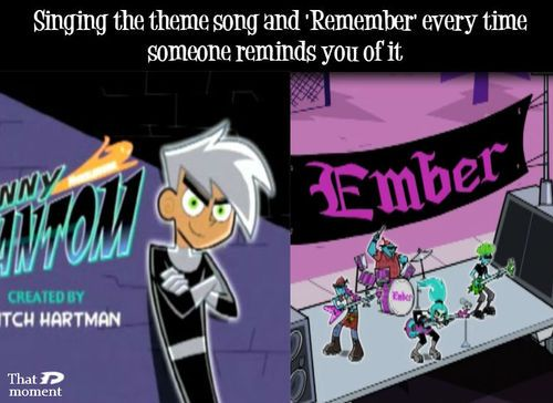 Or, at least, every time I watch the episodes. The theme song is the only rap that I find acceptable.
