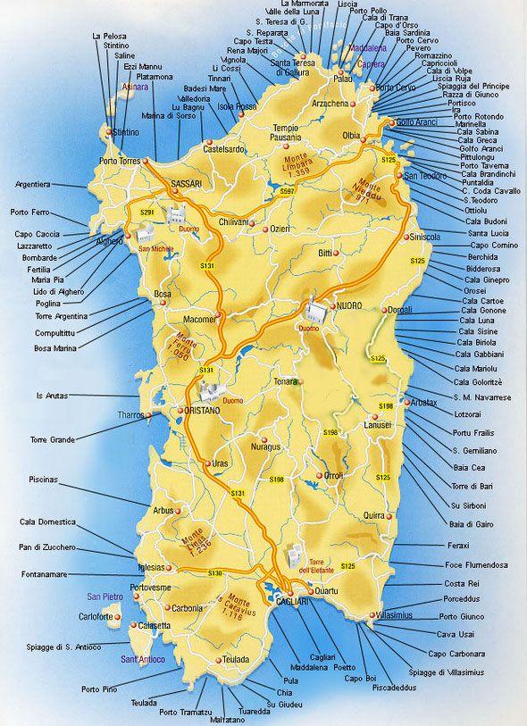 Bosa Cartina Geografica.30 Idee Su Cartine Geografiche Geografia Mappe Mappa