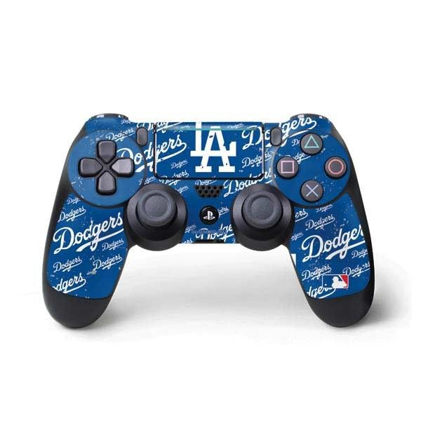 Fancy Step up your gaming with the Los Angeles Dodgers Cap Logo Blast PS Pro Slim Controller Skin Our MLB Los Angeles Dodgers Skins are premium decals crafted