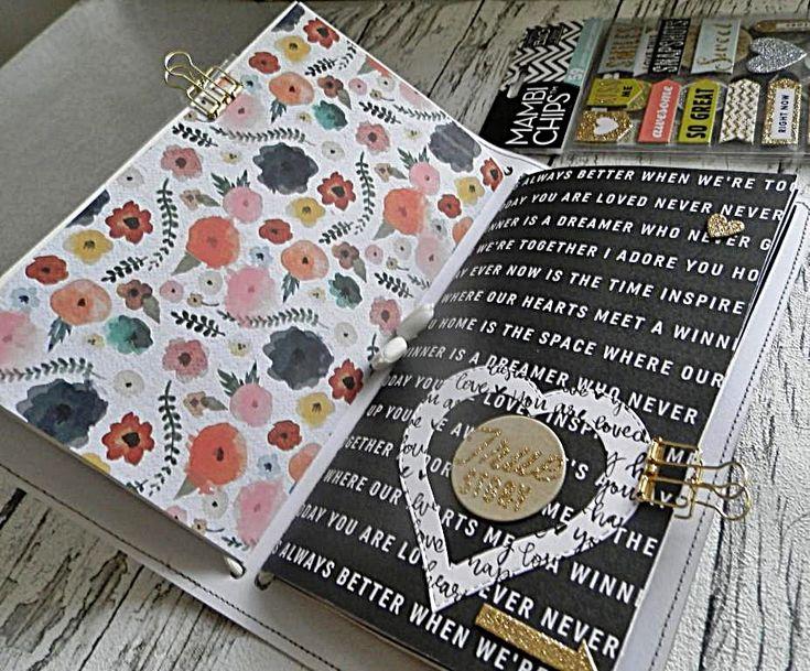 Travel notebook | ScrapBolt.hu Blog