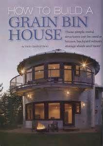 Grain Bin Building - Bing Images