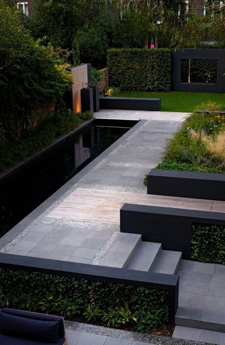 Modern Landscape Design Mississauga At Modern Landscape Design Plans Below Lands Modern Garden Landscaping Modern Garden Design Garden Design
