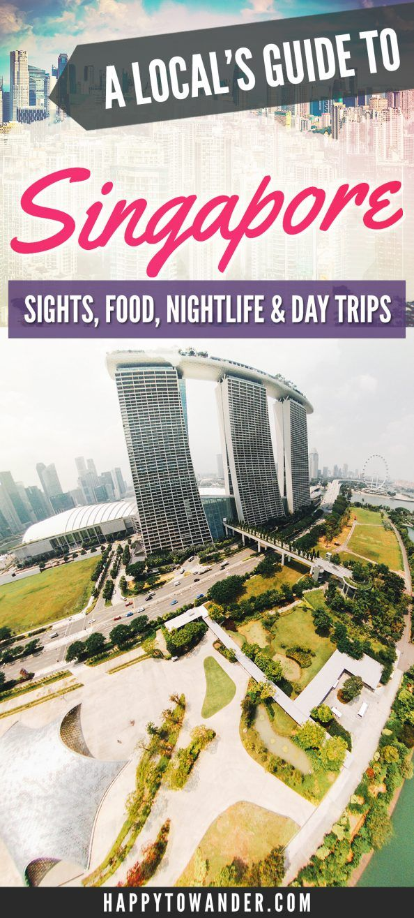 An AMAZING Singapore guide packed with Singapore travel tips and recommendations on things to do in Singapore, where to eat and all sorts of important insider information you need to know for your next trip. #Singapore