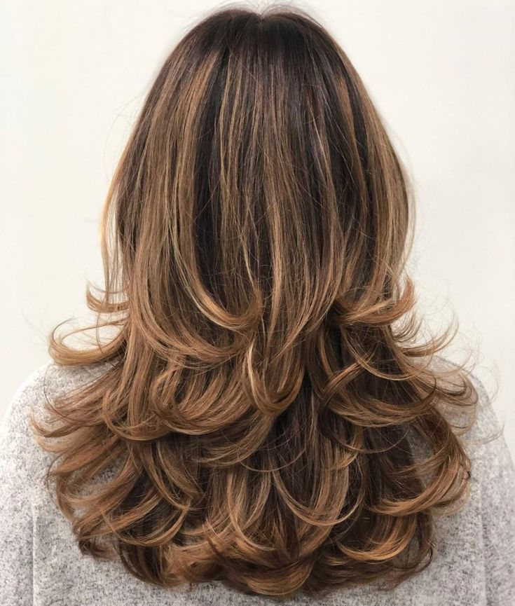50 NEW Lengthy Hairstyles with Layers for 2019 – Hair Adviser