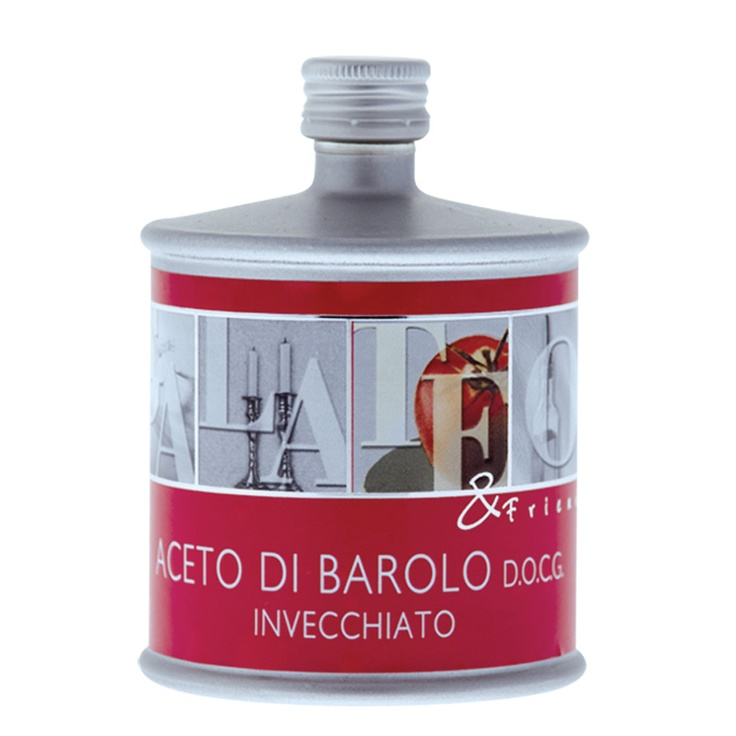 barolo vinegar D.O.C.G - 100ml Great added to the roasting tin of meat or vegetables. Salad dressing's not bad either