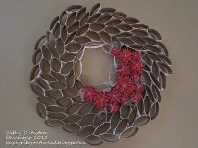 Paper, Ribbon, and Thread: Craft Your Passion #142 Alter it  (December 2012)