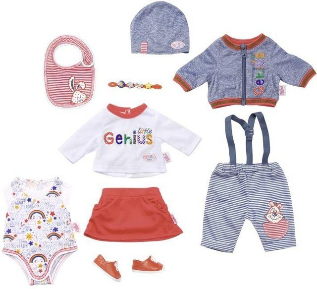 Match Born® Deluxe Set« PuppenkleidungsetIn Mixamp; Baby drtsQh