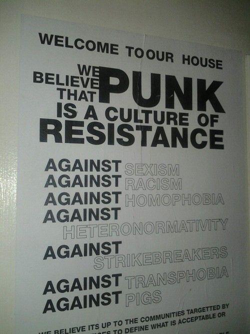 Was Punk bedeutet