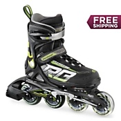 Such a good idea! Get 4 sizes in one skate with adjustable kids Rollerblades! Rollerblade Spitfire XT Adjustable Kids Inline Skates 2013
