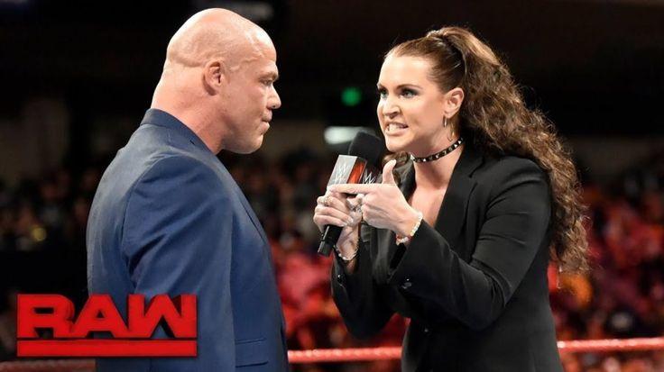 Backstage news on why Stephanie McMahon returned to WWE Raw