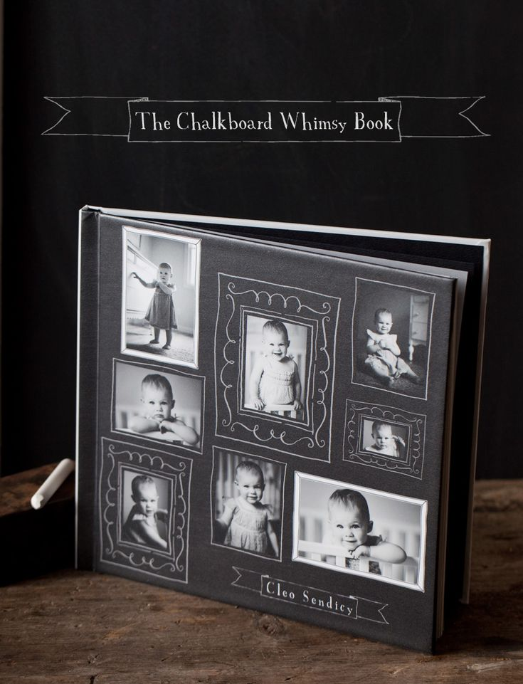 The Chalkboard Whimsy Book. All the things I love- simple, fun and whimsy!
