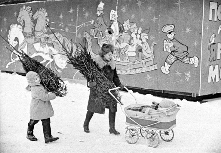 Ретро фотографии. Ёлочный базар. . Обсуждение на LiveInternet - Российский Сервис Онлайн-Дневников