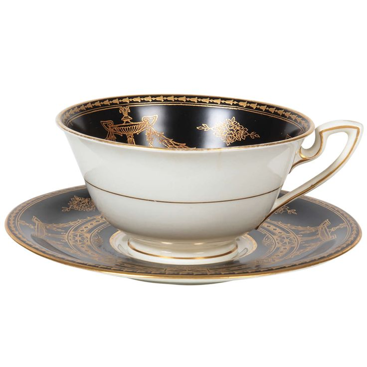 11 Cups and 11 Saucers Royal Worcester | From a unique collection of antique and modern more dining and entertaining at https://www.1stdibs.com/furniture/dining-entertaining/more-dining-entertaining/