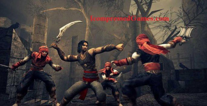 Prince Of Persia Warrior Within Highly Compressed Pc Game Download In 2020 Prince Of Persia Warrior Within Persia