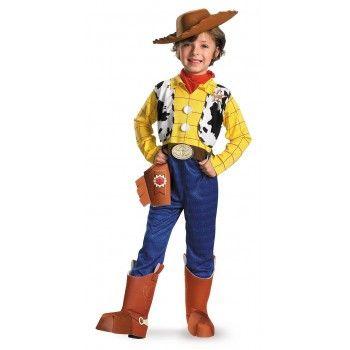 Kids Boys Woody Costume