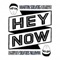 Hey Now (feat. Kyle) Le nouveau titre de Martin Solveig avec The Cataracs. Futur TUBE de l'été !