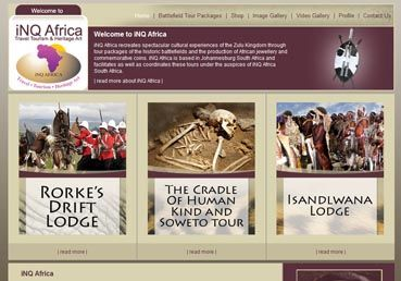 iNQ Africa - webTorch Portfolio