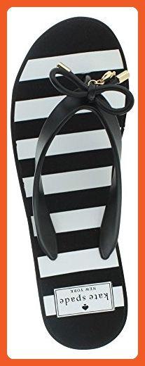 Kate Spade Rhett Womens Wedge EVA Flip Flop Sandals Black Size 9 - Sandals for women (*Amazon Partner-Link)