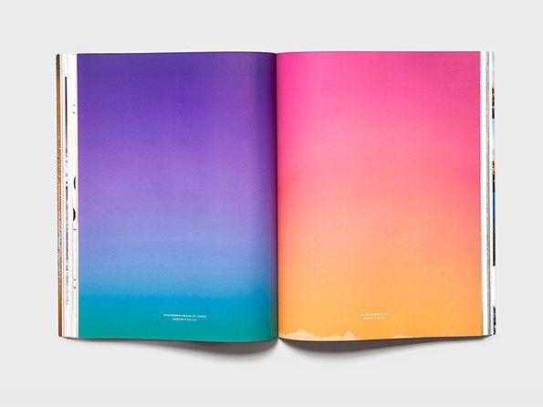 Javas Lehn Studio on It's Nice That #edition #nuancier #gradient
