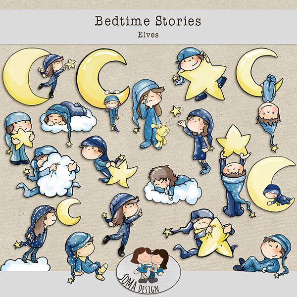 SoMa Design: Bedtime Stories - Elves