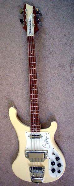 Rickenbacker 8 String Bass
