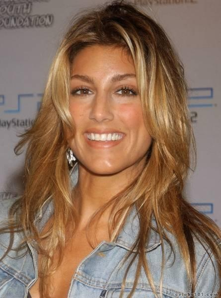 Jennifer Esposito again - I'm not sure I like the ends