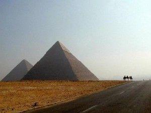 Earth's 5th Chakra - Great Pyramid, Egypt