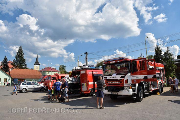 Dobrovolní hasiči z Vizovic oslavili 130 let od svého založení - HORNÍ…