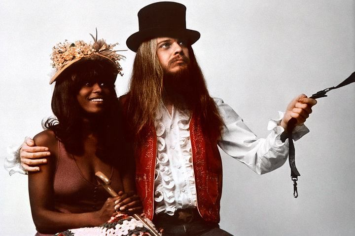 Claudia Lennear and Leon Russell (1971)