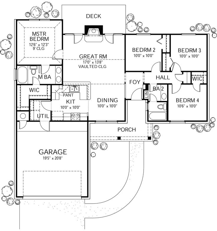 house floor plans with photos 106 best house plans images on home ideas 24141