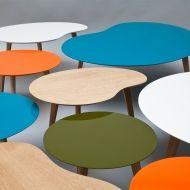 Table basse de Sentou/forme libre