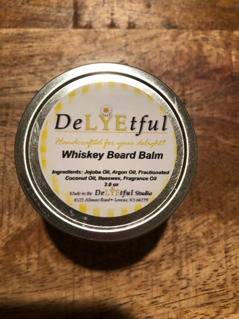 Beard Balm | DeLYEtful Products | Beard balm, Fractionated