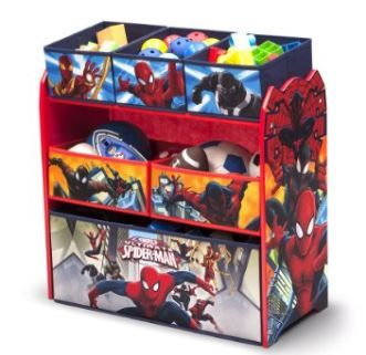Is Your Childu0027s Favourite Superhero Spiderman? Check Out Some Great Ideas  To Help Create A Special Spiderman Themed Bedroom For Them!