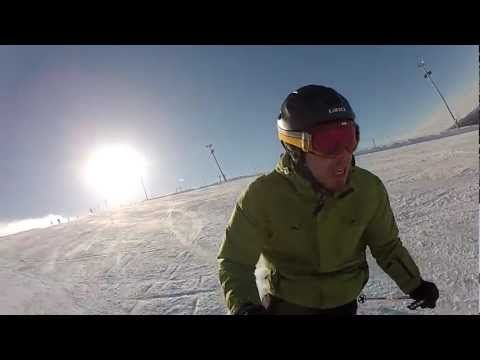 The video was shot in Ylläs, Finnish Lapland. For the whole Easter week the sun was shining, so the weather was quite favorable. Video is filmed almost entirely with GoPro camera. Only the beginning of the video of the Northern Lights timelapse is shot with Canon EOS 600D.  Sponsored by http://puukkopaja.fi/