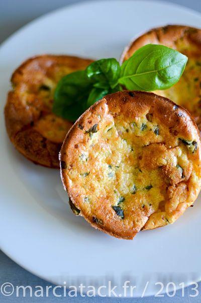 Quiche sans pâte poulet basilic - Recette tupperware - Marcia 'Tack