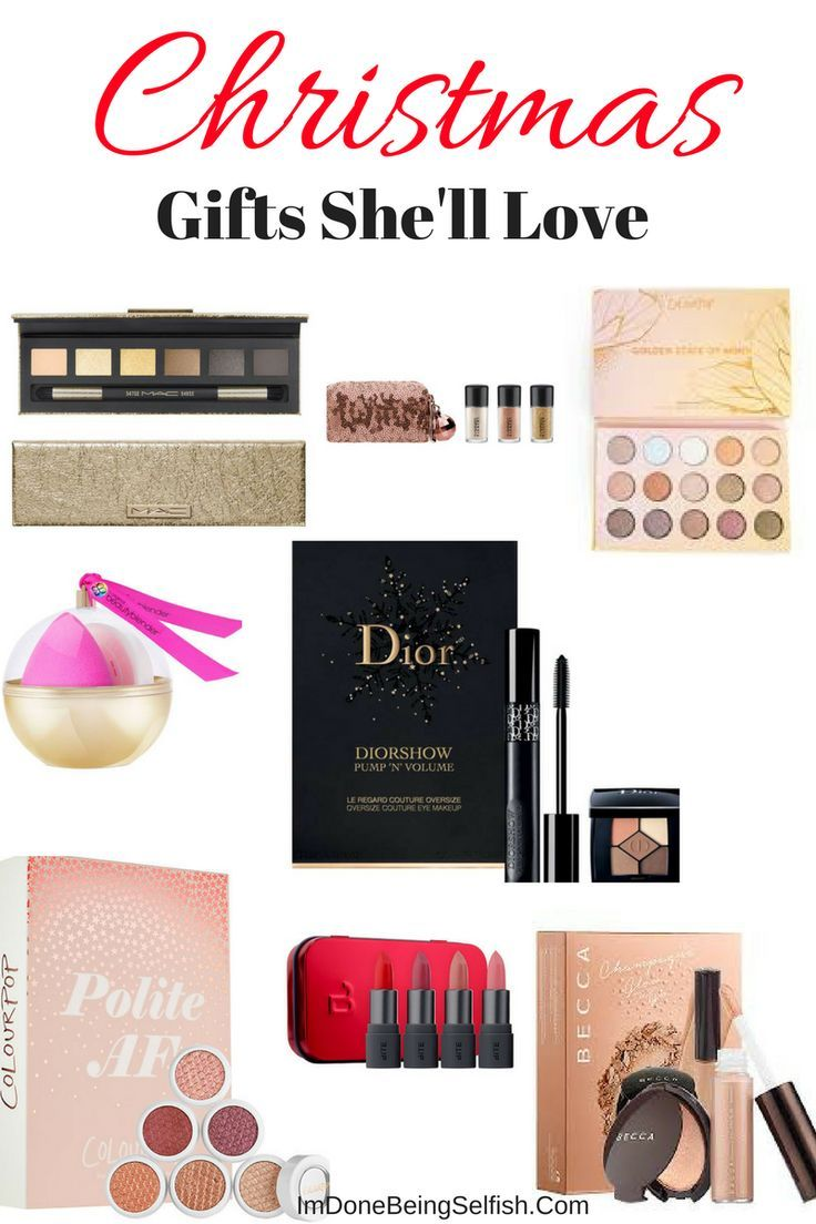 makeup gift ideas. gift guide: the makeup lover\u2026under $30, ideas, gifts for her, christmas 2017 gifts, budget gift, best ideas r