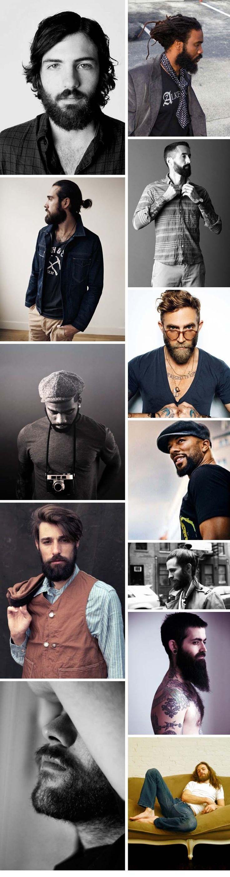 Stylish Beards...