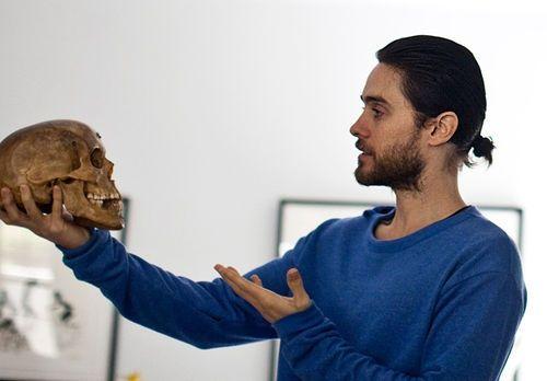 Jared's American Apparel sweater